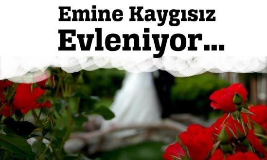kaygısız ailesinin mutlu günü<br><span class='mansetaltyazi'>osmaniyeye gelin gidiyor</span>